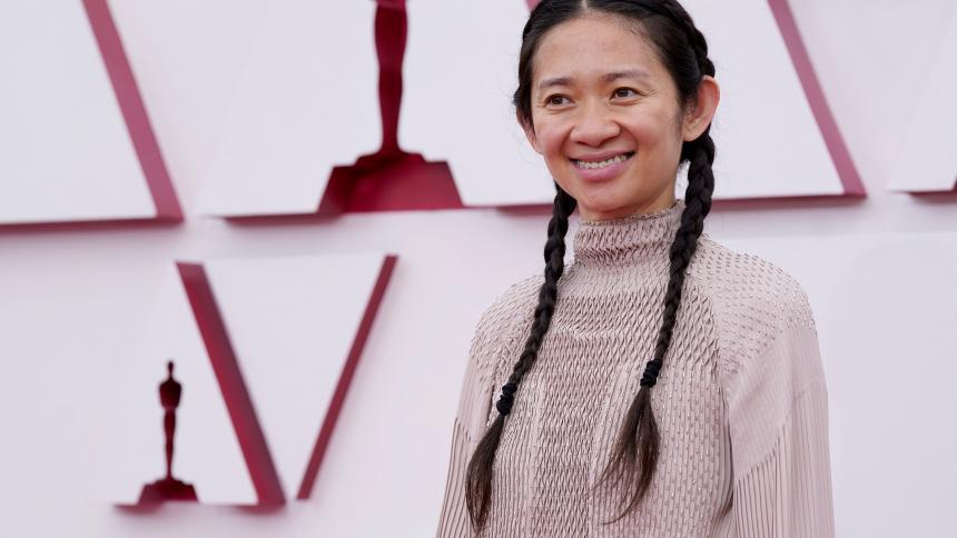 Mejor dirección de los Oscar para Chloé Zhao