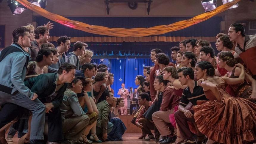 Se lanzó teaser de 'West Side Story' en los Oscar
