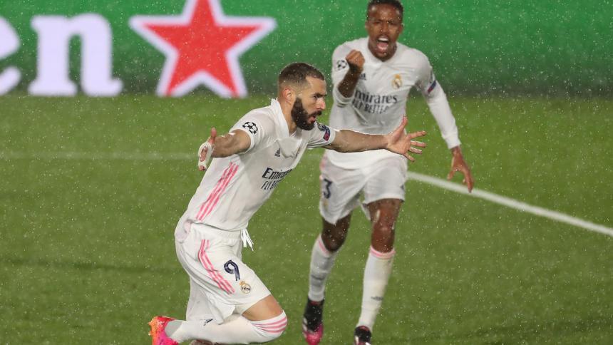 Real Madrid vs. Chelsea, semifinales de la Liga de Campeones