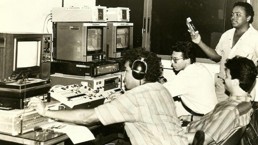 """Telecaribe: la """"televisión macondiana"""" que une a la región hace 35 años"""