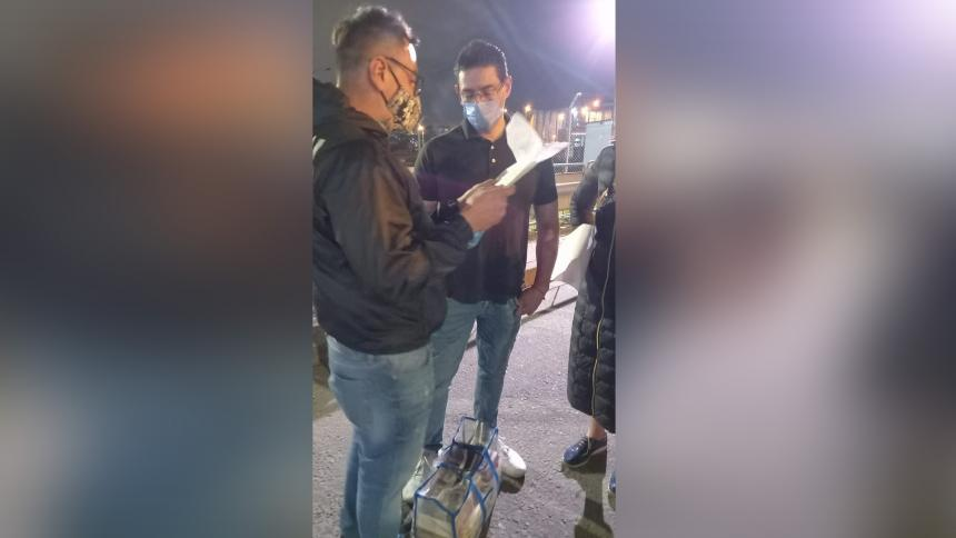 Expresidente de Cafesalud es recapturado cuando salía de la cárcel