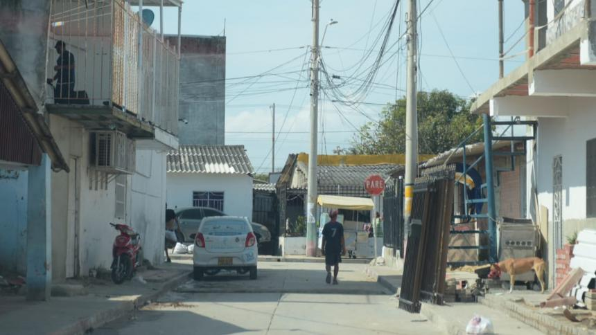 Atacan a puñal a un vigilante informal en barrio El Bosque de Barranquilla
