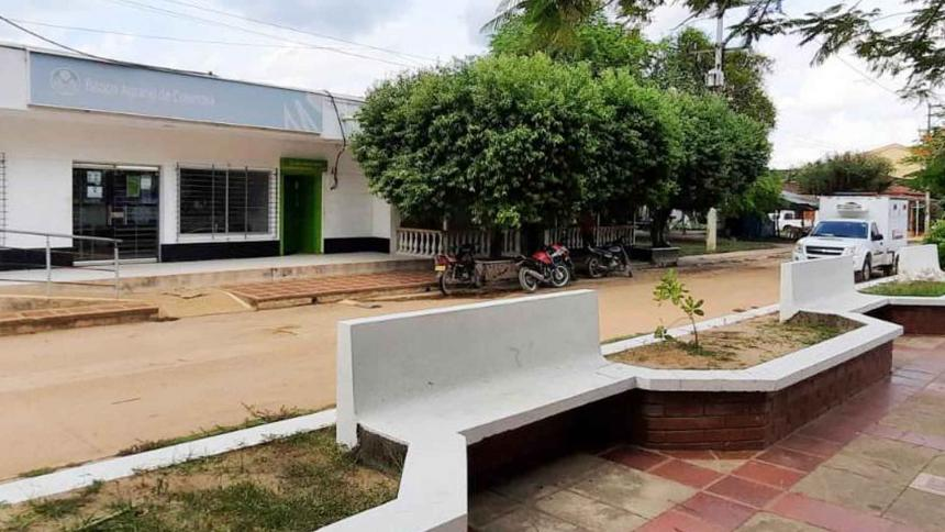Roban el Banco Agrario de San Benito, Sucre