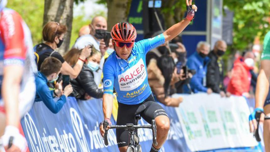 Nairo Quintana se coronó campeón de la Vuelta a Asturias, su primer título en 2021