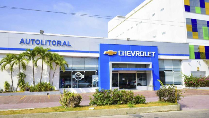 Venta de vehículos nuevos en Barranquilla creció 100% en abril