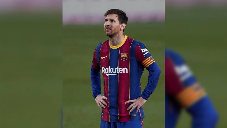 Leo Messi organiza un almuerzo en su casa para toda la plantilla