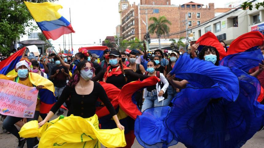 Estudiantes volverán a marchar este martes en Barranquilla