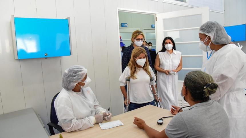 Gobernación del Atlántico entregan tres puestos de salud en corregimientos