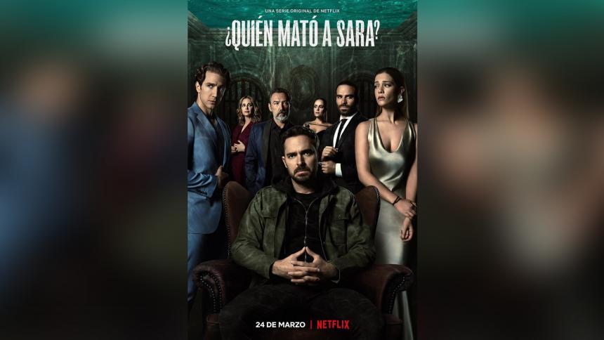 """""""El éxito de ¿Quién mató a Sara? le abre puertas a otras series latinas"""""""