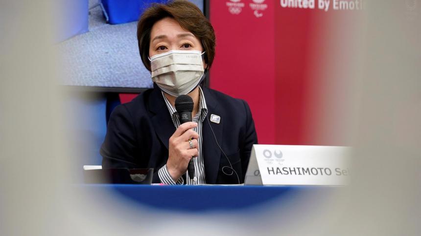 """Tokio 2020 ve """"muy difícil"""" que el presidente del COI visite Japón en mayo"""