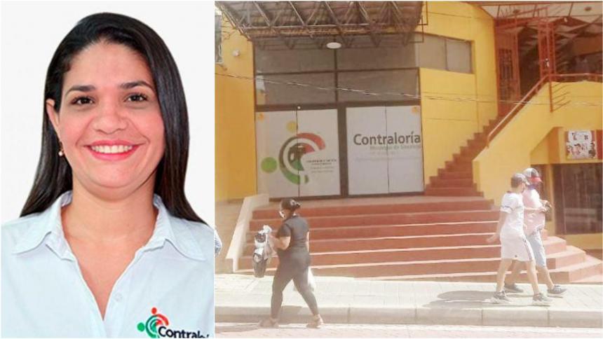 Tribunal anula la elección de la Contralora Municipal de Sincelejo