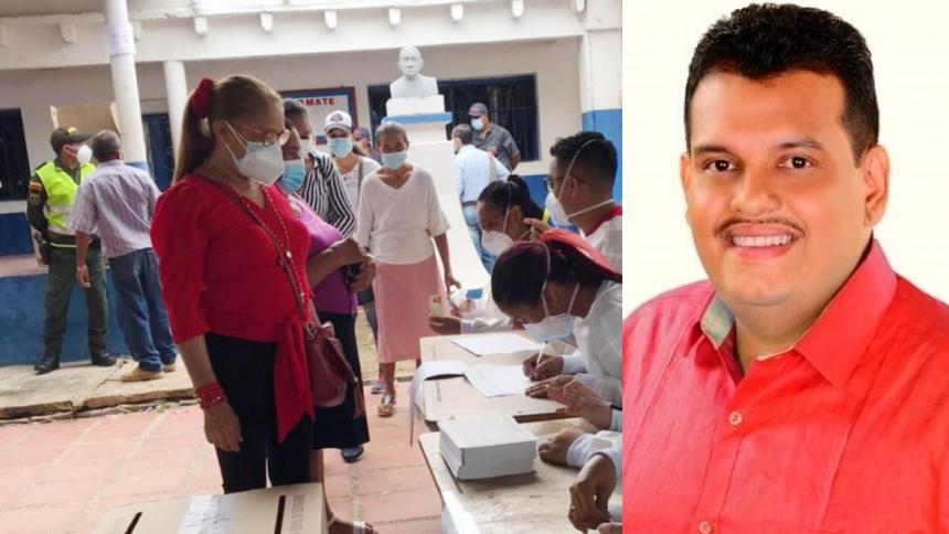 Un liberal, el nuevo alcalde electo de Tenerife, Magdalena