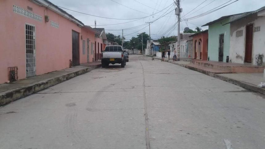 Carrizal y el Santuario piden acabar con rebosamiento de aguas en los andenes