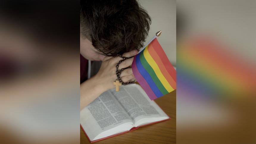 """""""Conversión sexual"""" ante los ojos de la religión"""