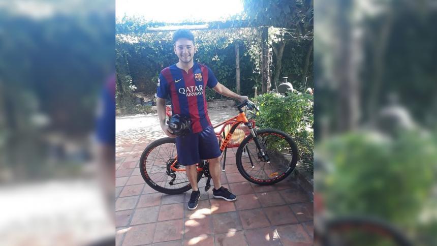 Robó su propia bicicleta a ladrón que se la hurtó
