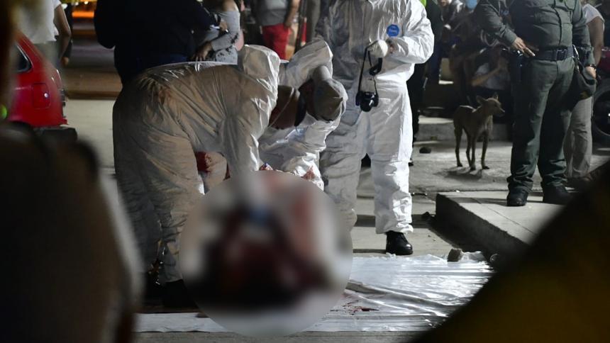 Sicarios asesinaron a un hombre en Malambo