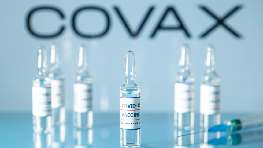 Aseguran programa de compensación Covax en 92 países de bajos recursos