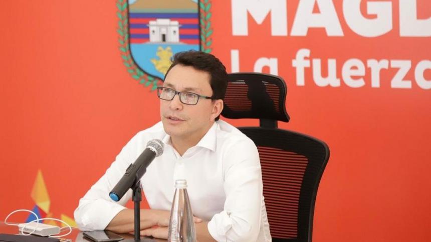 Caicedo presentó propuestas a Duque sobre salida a la crisis