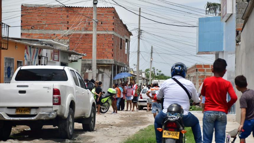 Asesinan a hombre en Ciudad Paraíso, Soledad