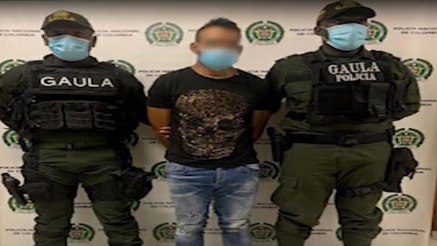 Cae 'Jacobo', señalado de vandalismo y terrorismo en Cali