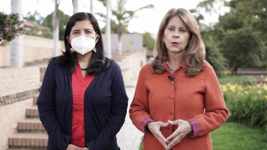 Vicepresidenta lamenta muerte de joven en Popayán tras denunciar agresión en CAI