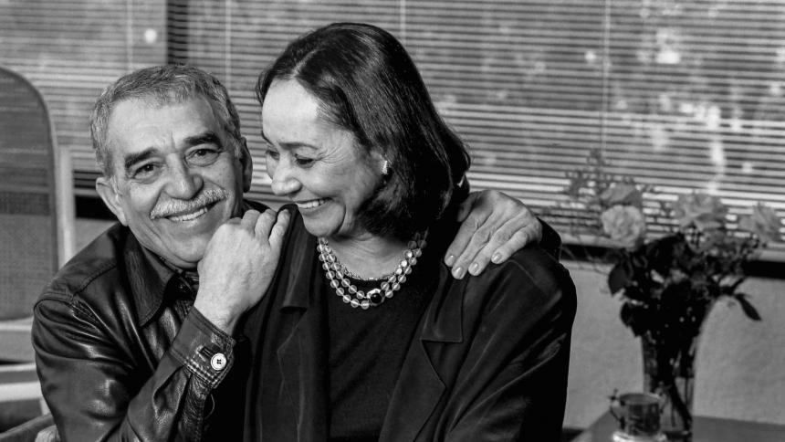 Gabo y Mercedes: dos almas gemelas que se amaron hasta el final