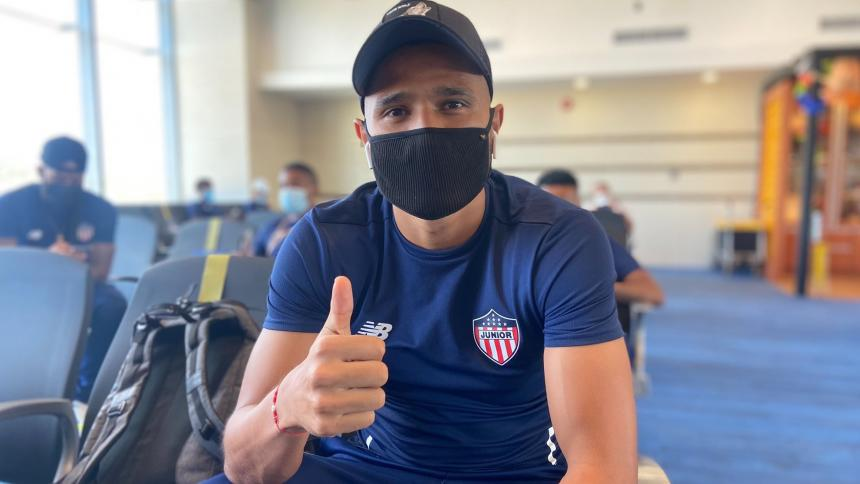 Junior, con cinco bajas, viaja a Brasil para enfrentar Fluminense