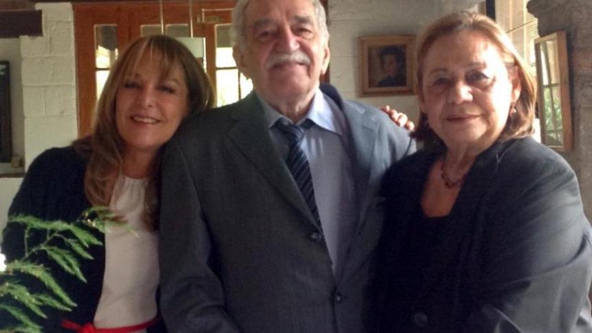 Apartes del libro 'Gabo y Mercedes: una despedida', leído por su autor