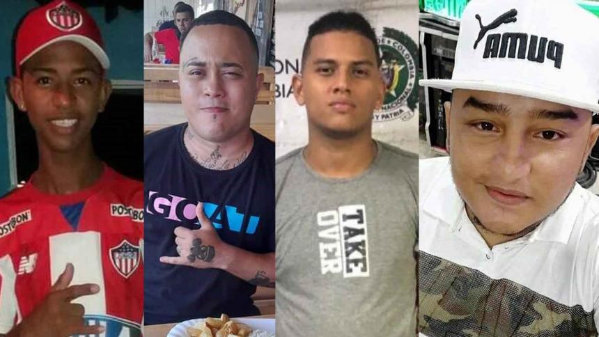 Intolerancia y sicariato dejan cuatro muertos