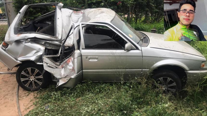 Muere estudiante universitario en accidente de tránsito cerca de Fonseca, La Guajira