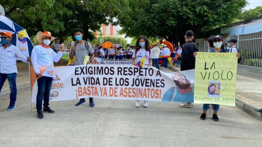 Ademacor llama a continuar con el paro en Córdoba