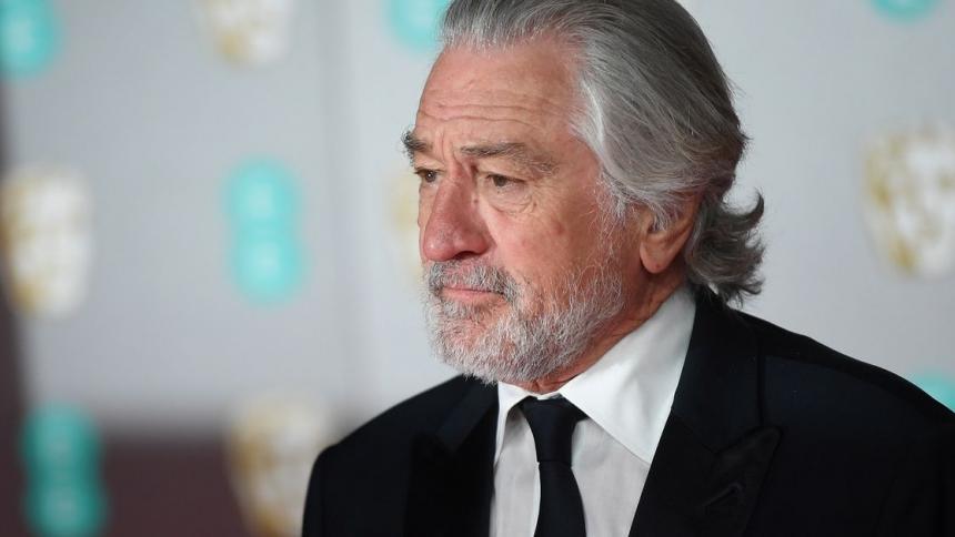 Robert de Niro sufre caída en rodaje de filme de Martin Scorcese