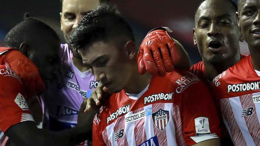 ¿Por qué Fabián Ángel no viajó con Junior?