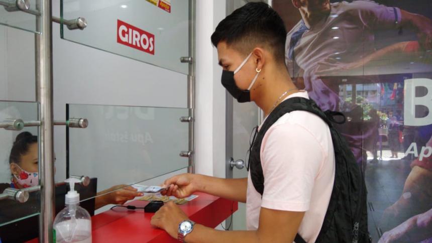 DPS inicia segundo pago de jóvenes en acción
