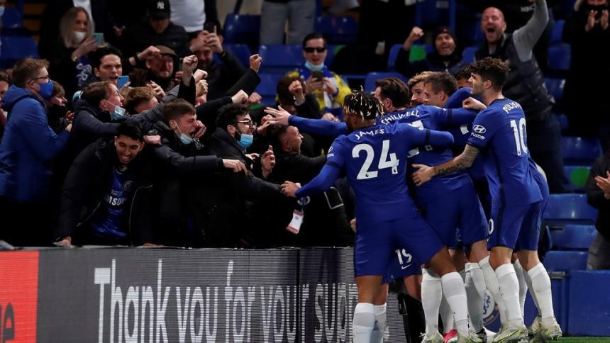 El Chelsea aprieta la lucha por la Champions en la Premier