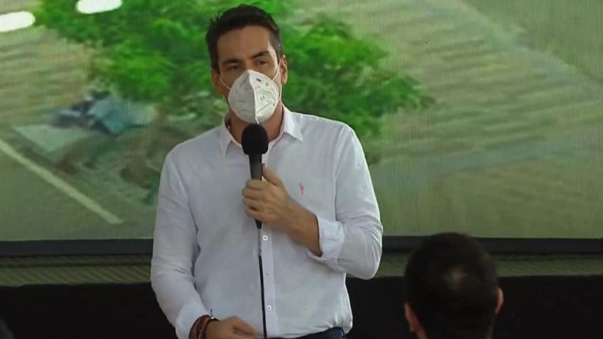 Alcalde de Montería pide ventiladores al Gobierno