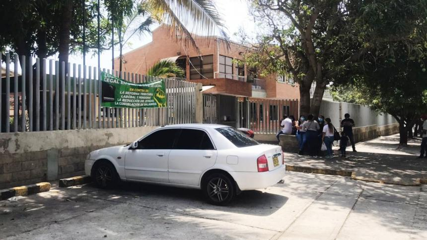 Muere hombre electrocutado en el barrio La Manga