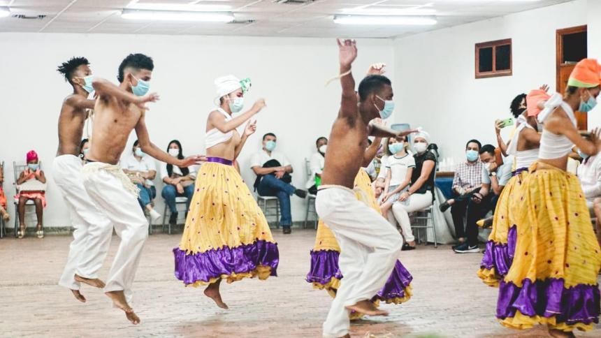 Exaltan la labor de líderes afrodescendientes de Riohacha
