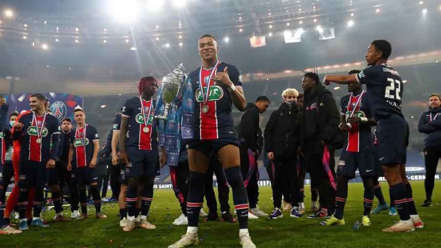 Kylian Mbappé fue elegido jugador del año en la Ligue 1