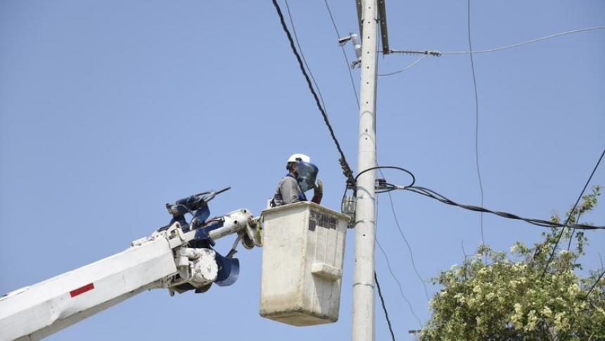 Este miércoles sectores de cuatro municipios del Atlántico estarán sin luz