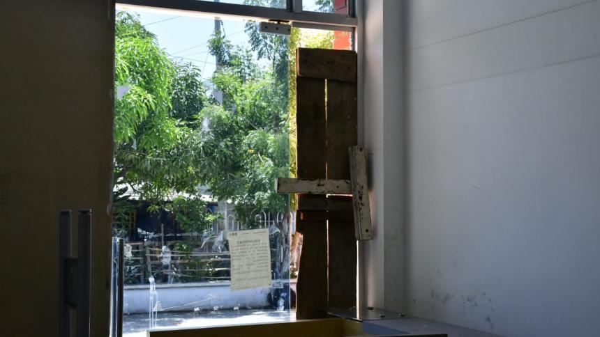 Protestas: Habitante de La Chinita rechazaron actos vandálicos y ataques contra viviendas