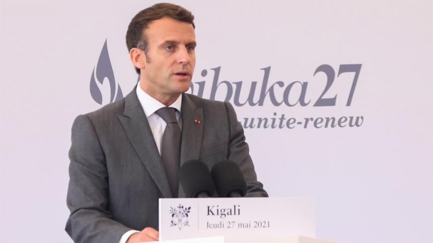 Francia admite la responsabilidad en el genocidio de Ruanda
