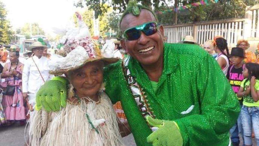 Muere Juan Maldonado Padilla, el 'Hombre Iguana' del Carnaval