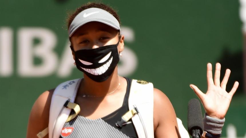 Nike y Mastercard apoyan la decisión de Naomi Osaka de retirarse de Ronald Garros