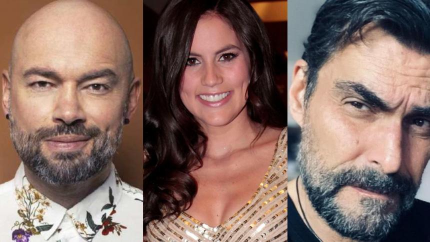 Santiago Cruz, Linda Palma y Rafa Taibo, positivos para covid-19