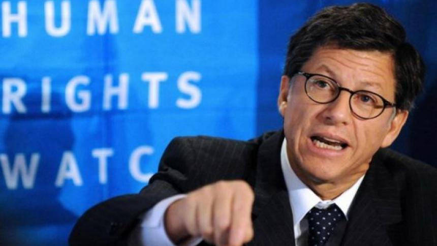 HRW presentará informe sobre DD. HH. en protesta