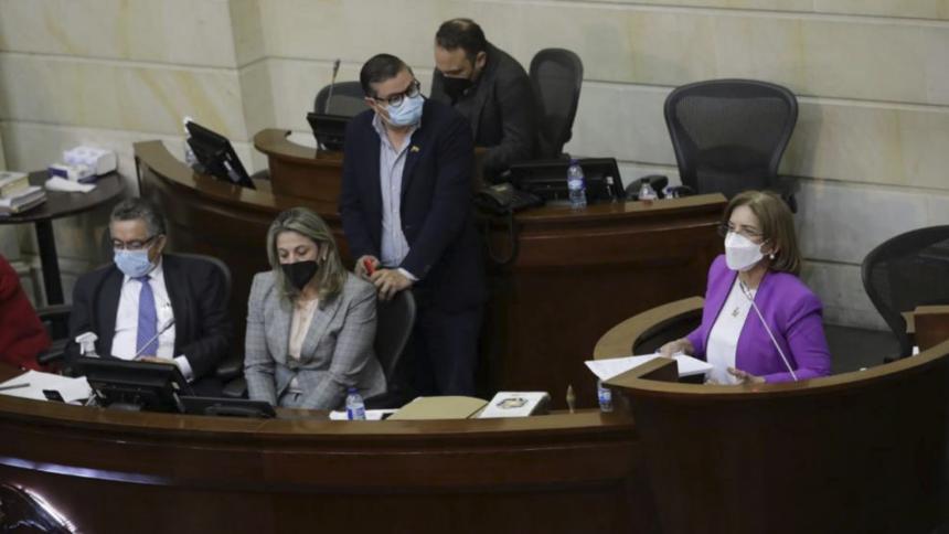 """""""Con la reforma habrá más garantías que hoy"""": Margarita Cabello"""