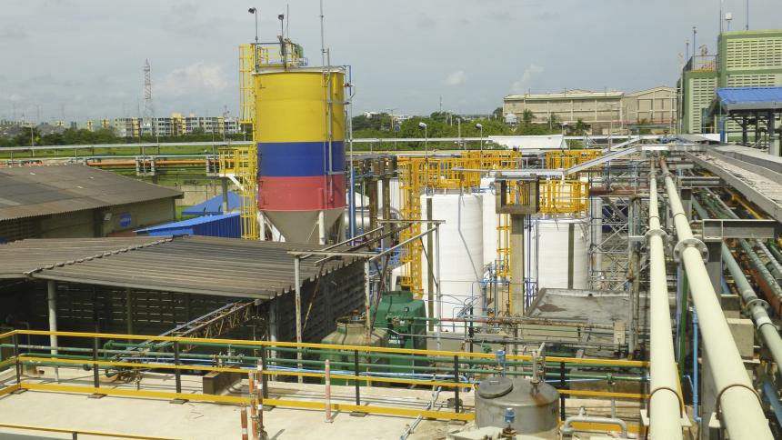 Corteva invierte $40 mil millones en planta de tratamiento