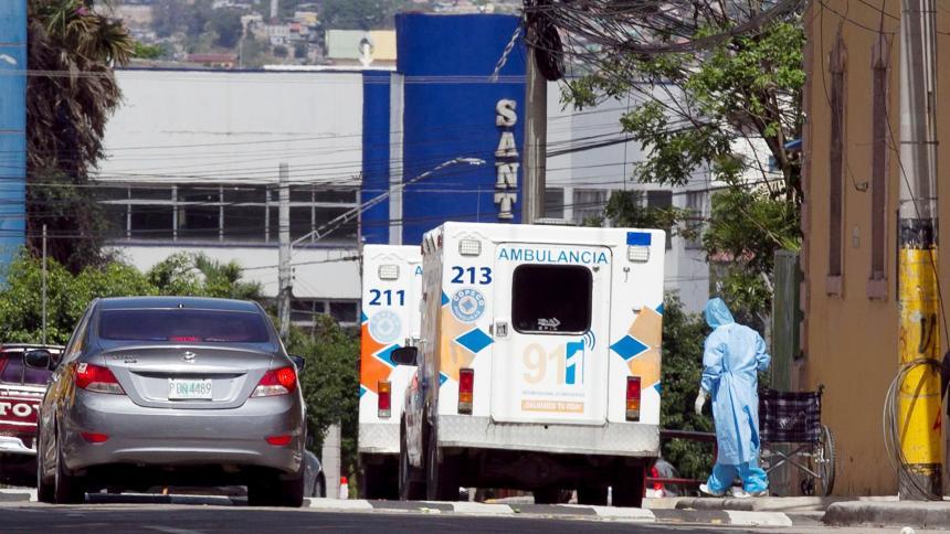 Primer caso de hongo negro en paciente recuperado de covid en Honduras