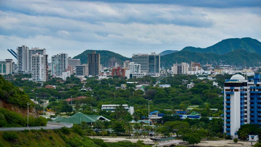 Reportan temblor en Santa Marta